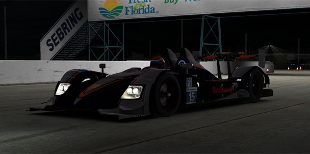 iRacing: Sebring Night FunRace