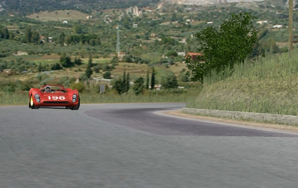 Чемпионат Grand Prix Legends (1967 Sports Car Mod)
