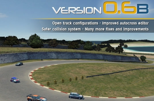 Live for Speed: Обновление до версии 0.6B