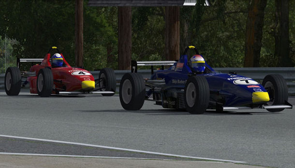 iRacing: ORSRL Skip Barber Tournament 2011