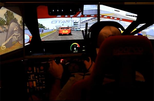 Reiza Studios: Геймплей видео Game Stock Car