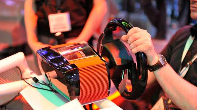 рулей Forza Motorsport