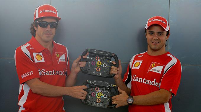 Анонс сменного руля Ferrari F1 для Thrustmaster T500 RS
