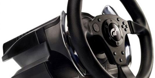 Новая версия драйвера для руля Thrustmaster T500 RS