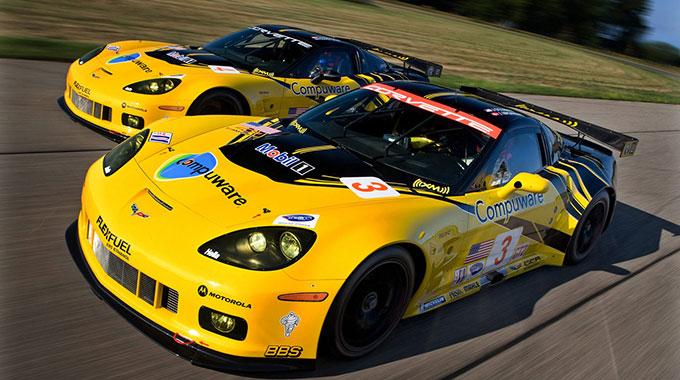 GTR 3: Chevrolet Corvette C6.R GT2