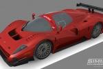 GTR3: Ferrari P4/5 Competizione в разработке