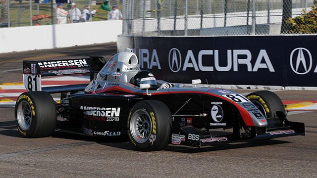 Настройка автомобиля Formula Star Mazda в iRacing
