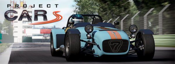 Project CARS - Community Assisted Race Sim
