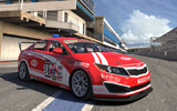 iRacing: ����� ���������� Kia Optima