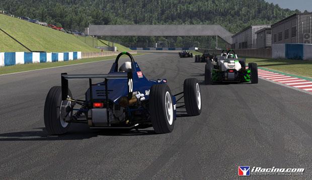 Настройка автомобиля Skip Barber Formula 2000 в iRacing