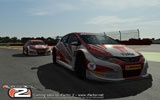 rFactor 2: Анонс автомобиля Honda Civic BTCC