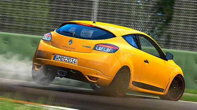 Project CARS: Конкурс совместно с Renault Sport