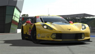 rFactor 2: Endurance Racing X – дополнение Corvette GTE