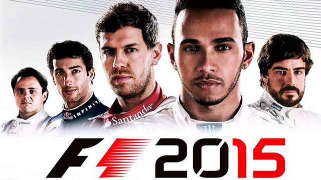 F1 2015 Codemasters. Первый взгляд