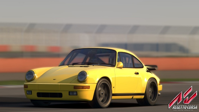 Assetto Corsa Ruf YellowBird