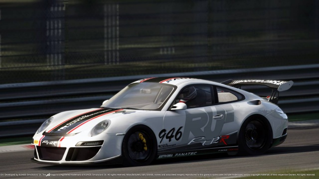 Assetto Corsa: RUF RT 12R появится в Dream Pack 2