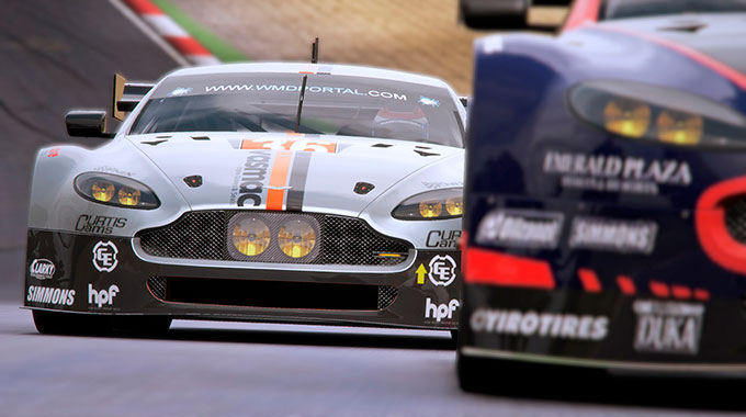 Project CARS: Дополнение Aston Martin Track Expansion