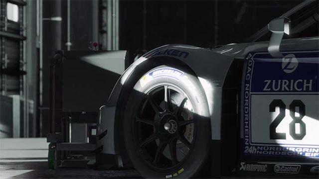 Sony анонсировала Gran Turismo Sport