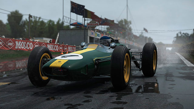 Project CARS: Lotus 25