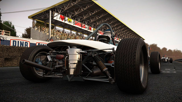 Project CARS: Lotus 51