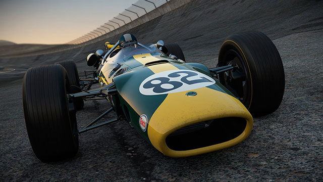 Project CARS: Lotus 38