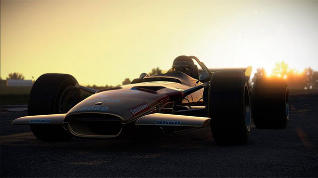 Project CARS: Lotus 49C