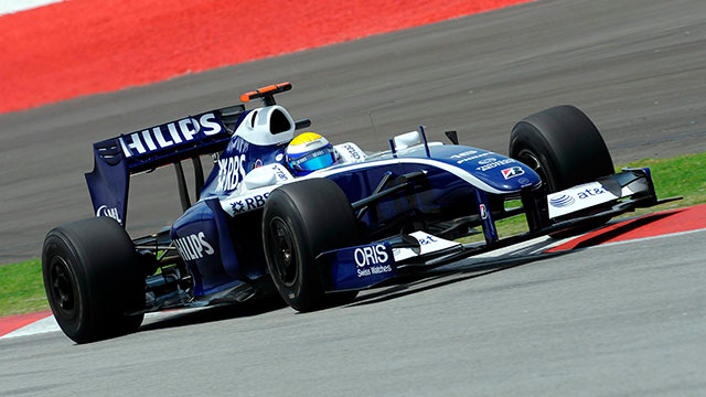 iRacing - разработает  F1 Williams FW31