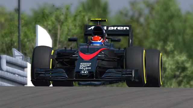 Краткое руководство по настройке McLaren MP4-30