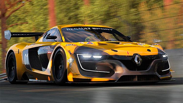 Project Cars: Дополнение Renault Sport Car Pack