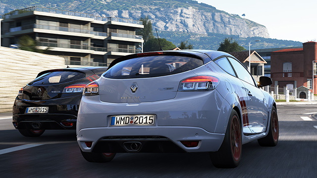 Project Cars: Renault Sport Car Pack - Renault Megane R.S. 275 Trophy-R (2014)