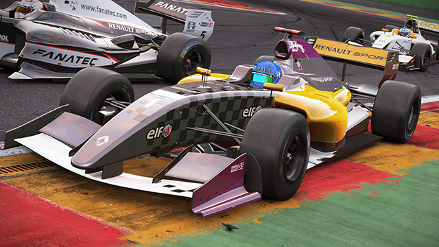 Project Cars: Renault Sport Car Pack - Formula Renault 3.5 (2015)