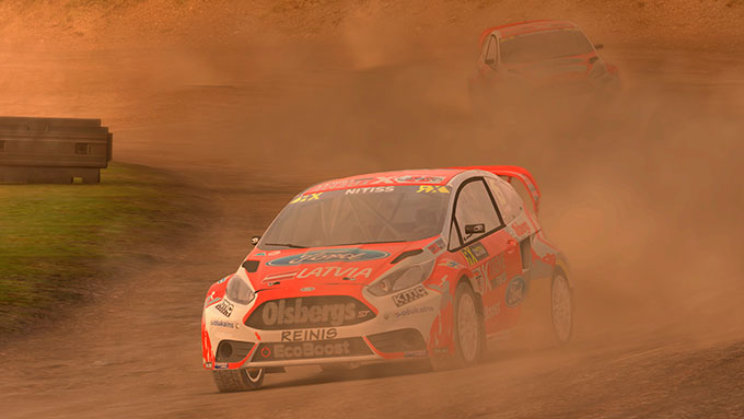 DiRT Rally: Rally Cross