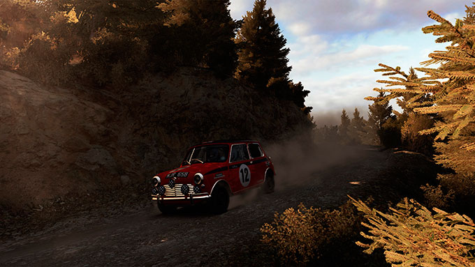 DiRT Rally: Mini Cooper S