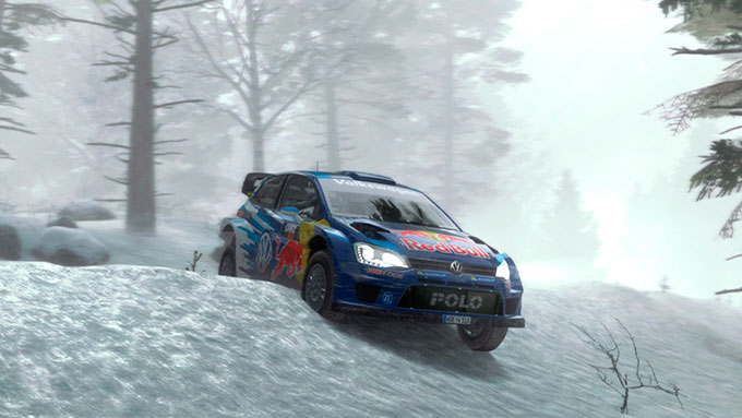 DiRT Rally: Volkswagen Polo Rallycross