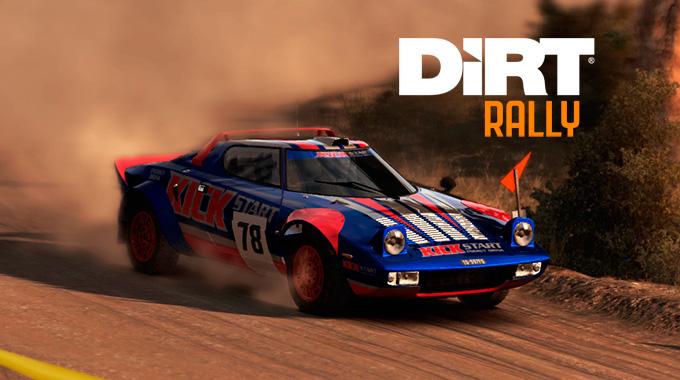 DiRT Rally: Возвращение классического ралли