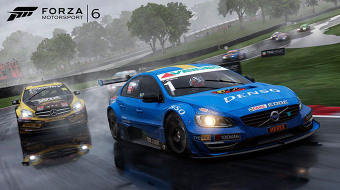 Forza Motorsport 6 и Forza Horizon 3 могут выйти на PC