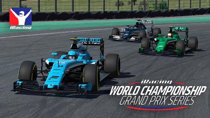iRacing World Championship Grand Prix Series 2016