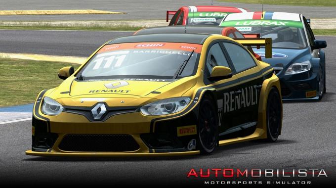 AUTOMOBILISTA Motorsports Simulator от Reiza Studios
