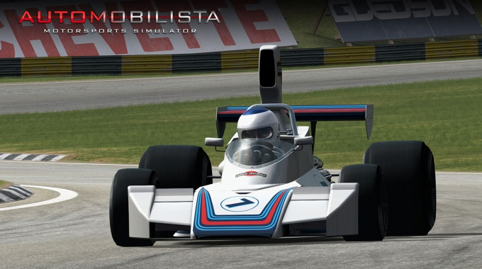 AUTOMOBILISTA: Cosworth DFV