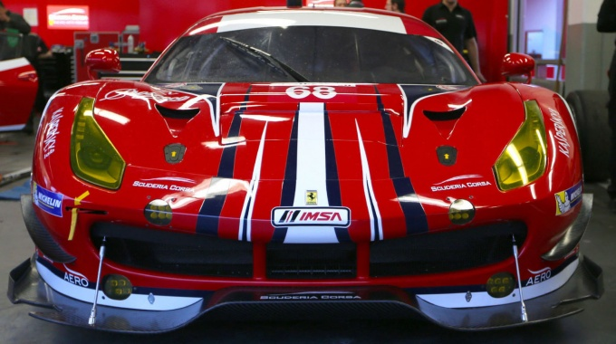 iRacing: Партнерство с Ferrari