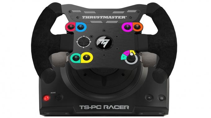 TS-PC Racer - новый гоночный руль от Thrustmaster