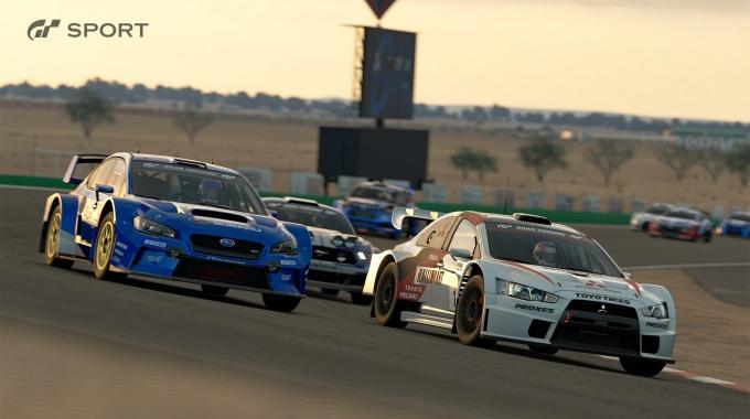 Подробности о GT Sport с выставки PS Experience