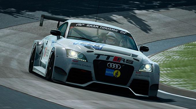RRE: Выпуск автомобиля Audi TT RS VLN
