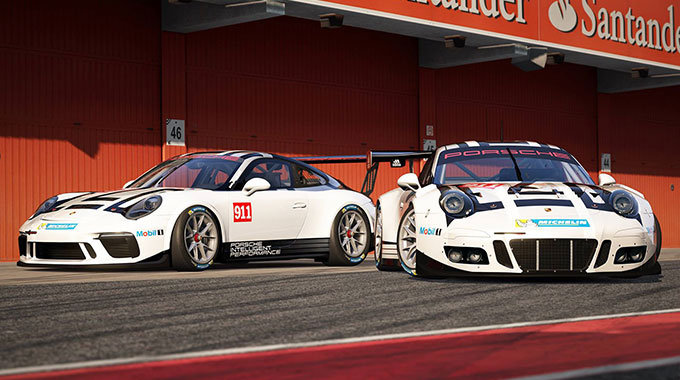 Assetto Corsa: Выпуск Porsche 911 GT3 RSR отложен