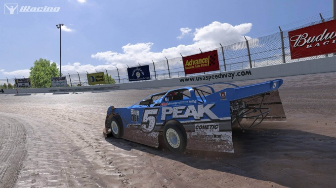 iRacing: Dirt Late Model