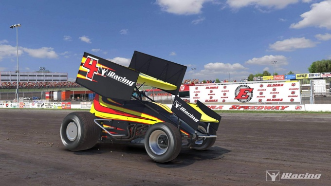 iRacing: Dirt Sprint Car