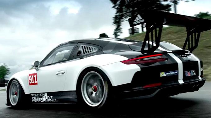 iRacing: Лицензионное соглашение с Porsche