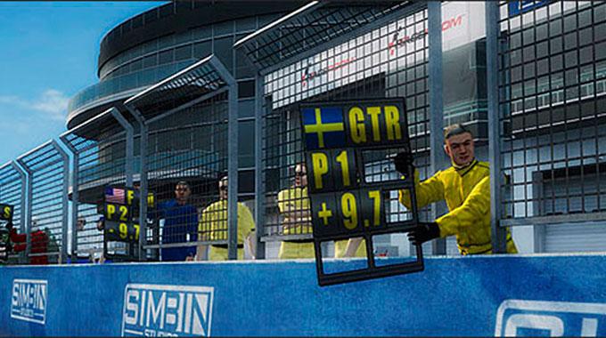 GTR 3 от Simbin выйдет в 2011 году
