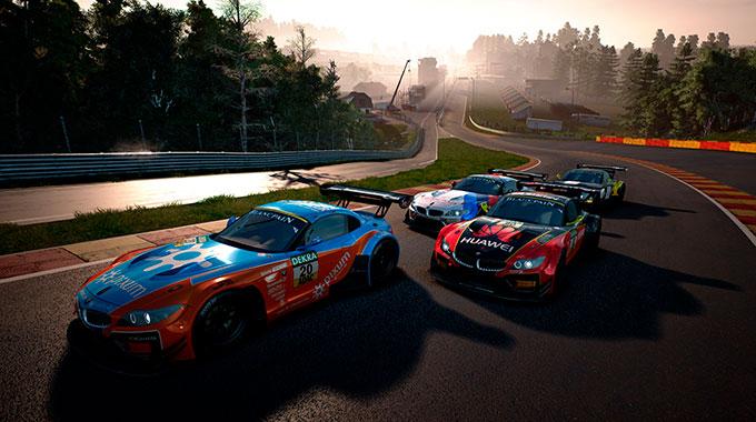 GTR 3 от студии Simbin UK выйдет в 2018 году