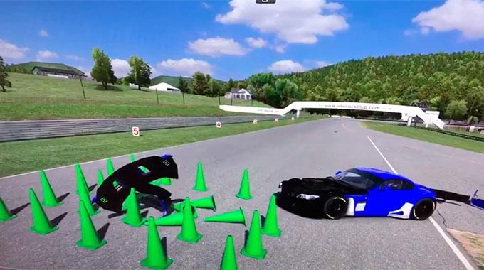 iRacing: Видео-превью новой модели повреждений